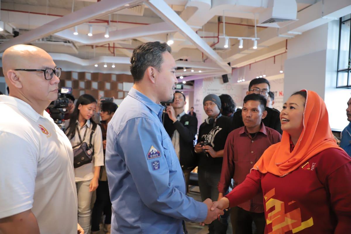 Yenny Wahid Terpilih Ketua PP FPTI